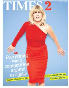 The Times Times 2 - 16 March 2020
