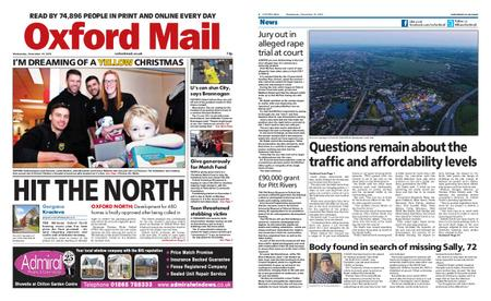 Oxford Mail – December 18, 2019