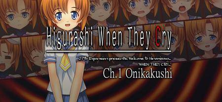Higurashi When They Cry Hou - Ch.1 Onikakushi (2015)