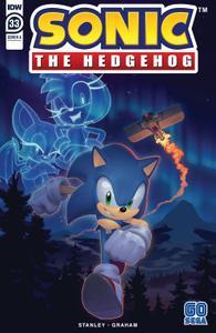 Sonic The Hedgehog 033 2020 Digital AnHeroGold
