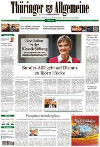 Thüringer Allgemeine – 21. August 2019