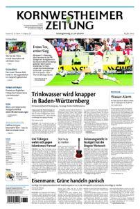Kornwestheimer Zeitung - 27. Juli 2019