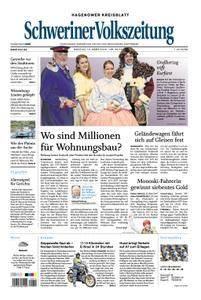 Schweriner Volkszeitung Hagenower Kreisblatt - 12. März 2018