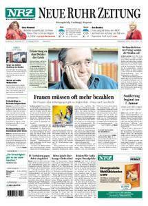 NRZ Neue Ruhr Zeitung Essen-Postausgabe - 21. Dezember 2017