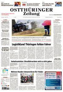 Ostthüringer Zeitung Bad Lobenstein - 03. April 2018
