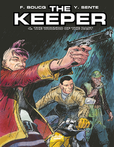 The Keeper 04 - The Wounds of the Past