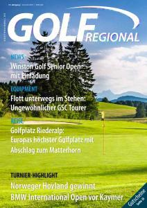 Golf Regional - Sommer 2021
