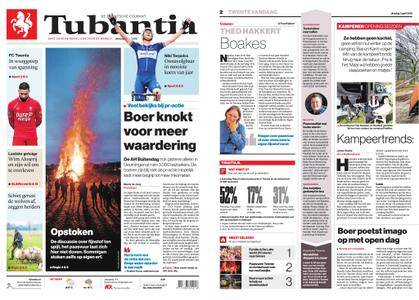 Tubantia - Enschede – 03 april 2018