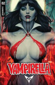 Vampirella 002 2019 5 covers digital Son of Ultron