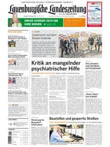 Lauenburgische Landeszeitung - 10. Oktober 2017