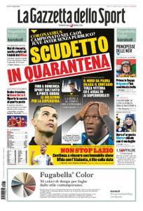 La Gazzetta dello Sport – 24 febbraio 2020