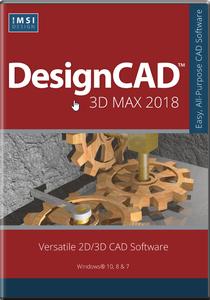 IMSI DesignCAD 3D Max 2018 (x86)