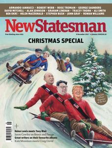 New Statesman - 8 December 2017 - 4 January 2018