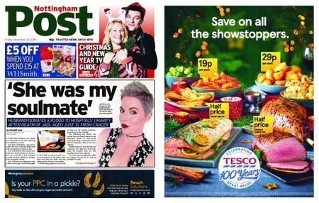 Nottingham Post – December 20, 2019