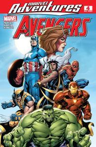 Marvel Adventures The Avengers 004 2006 Digital Shadowcat