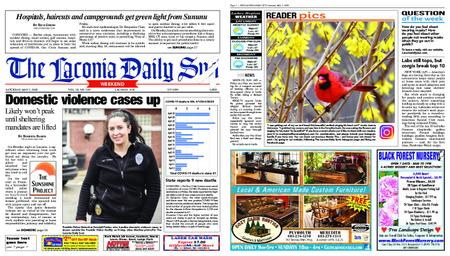 The Laconia Daily Sun – May 02, 2020