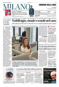 Corriere della Sera Milano – 30 ottobre 2018