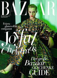 Harper's Bazaar - Dezember 2020