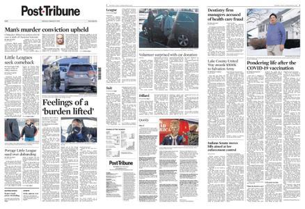 Post-Tribune – February 27, 2021