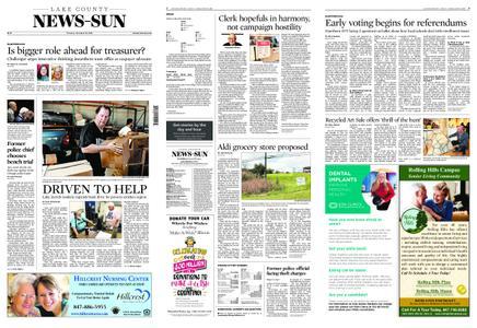 Lake County News-Sun – October 30, 2018