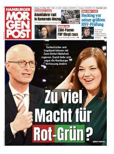 Hamburger Morgenpost – 25. Februar 2020