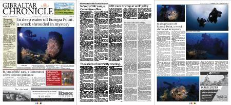 Gibraltar Chronicle – 13 August 2018
