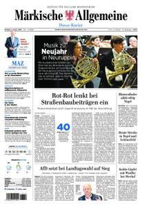 Märkische Allgemeine Dosse Kurier - 07. Januar 2019