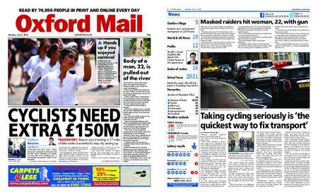 Oxford Mail – July 02, 2018