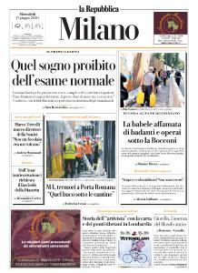 la Repubblica Milano - 17 Giugno 2020