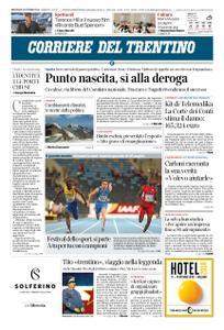 Corriere del Trentino – 10 ottobre 2018