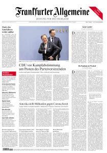 Frankfurter Allgemeine Zeitung - 26 Februar 2020