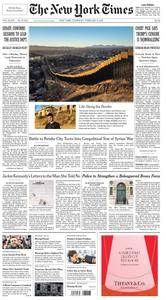 The New York Times  February 09 2017