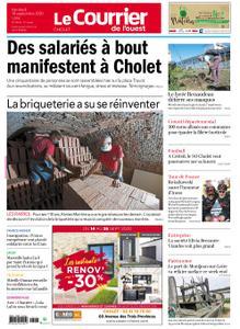 Le Courrier de l'Ouest Cholet – 18 septembre 2020