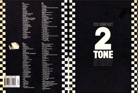 VA - The Compact 2 Tone Story (1993) 4 CD Box Set