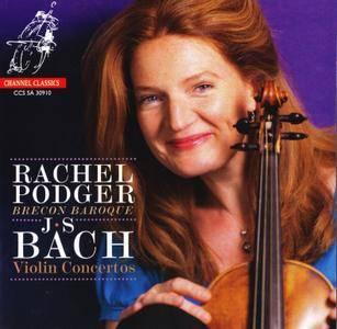 J.S. Bach - Violin Concertos - Rachel Podger (2010) [SACD-R][OF]