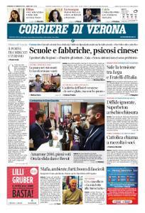 Corriere di Verona – 02 febbraio 2020