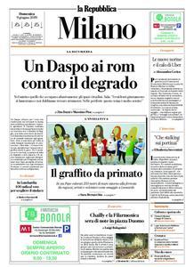 la Repubblica Milano – 09 giugno 2019