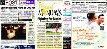 The Guam Daily Post – September 18, 2017