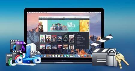 TunesKit 3.4.5 Mac OS X
