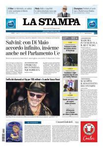 La Stampa Torino Provincia e Canavese - 20 Febbraio 2019