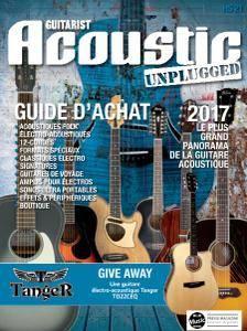 Guitarist Acoustic Hors-Série N.21 - Guide d'Achat 2017