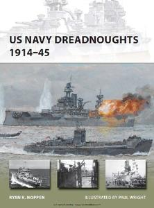 US Navy Dreadnoughts 1914-45 (Osprey New Vanguard 208)