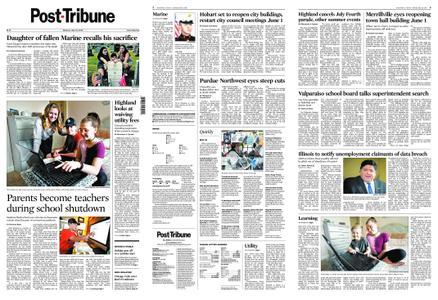 Post-Tribune – May 25, 2020