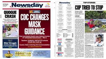 Newsday – July 28, 2021