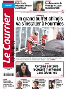 Le Courrier de Fourmies - 15 mars 2019