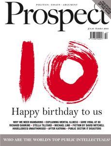 Prospect Magazine - October 2005