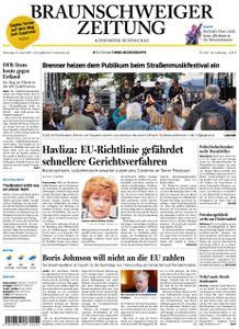 Braunschweiger Zeitung - Gifhorner Rundschau - 11. Juni 2019