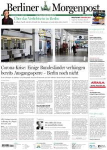Berliner Morgenpost – 21. März 2020