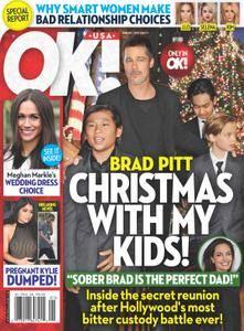 OK! Magazine USA - December 16, 2017