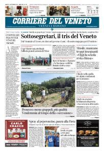 Corriere del Veneto Vicenza e Bassano – 14 settembre 2019